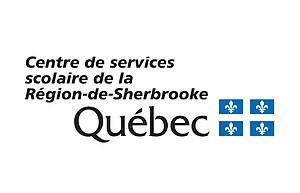 Logo Centre de services scolaire de la Région de Sherbrooke