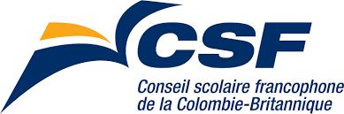 Logo Conseil scolaire francophone de la Colombie-britanique